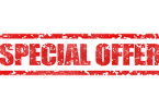 Angebot-Schnäppchen-Sale