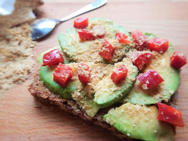 Avocado Hefeflocken Brot_klein