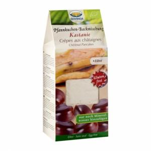 Nu3 Govinda Bio Kastanien-Pfannkuchen-Mix