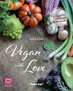 vegan with love - vegan bücher