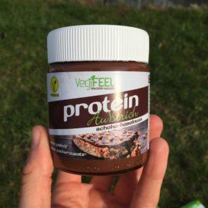 Veganer Protein Aufstrich VegiFEEL1