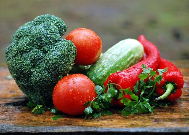 Gemüse lagern